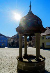 Dorfbrunnen Abtswind